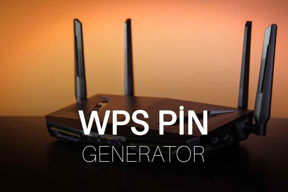 WPS Pin Generator » Aktüel