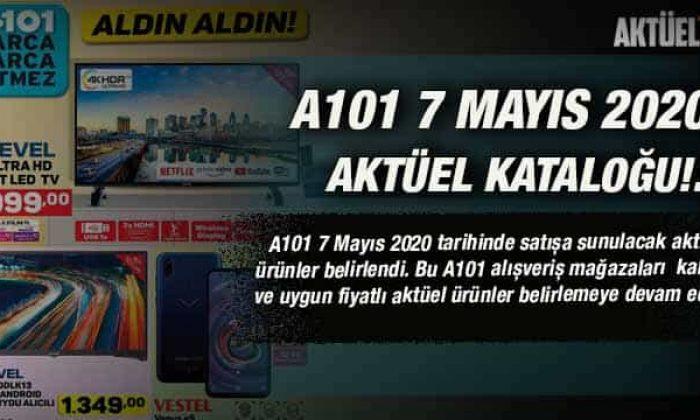 A101 7 Mayıs 2020 Aktüel Kataloğu