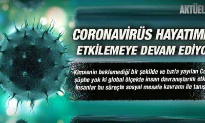 Corona Virüs Hayatımızı Etkilemeye Devam Ediyor.