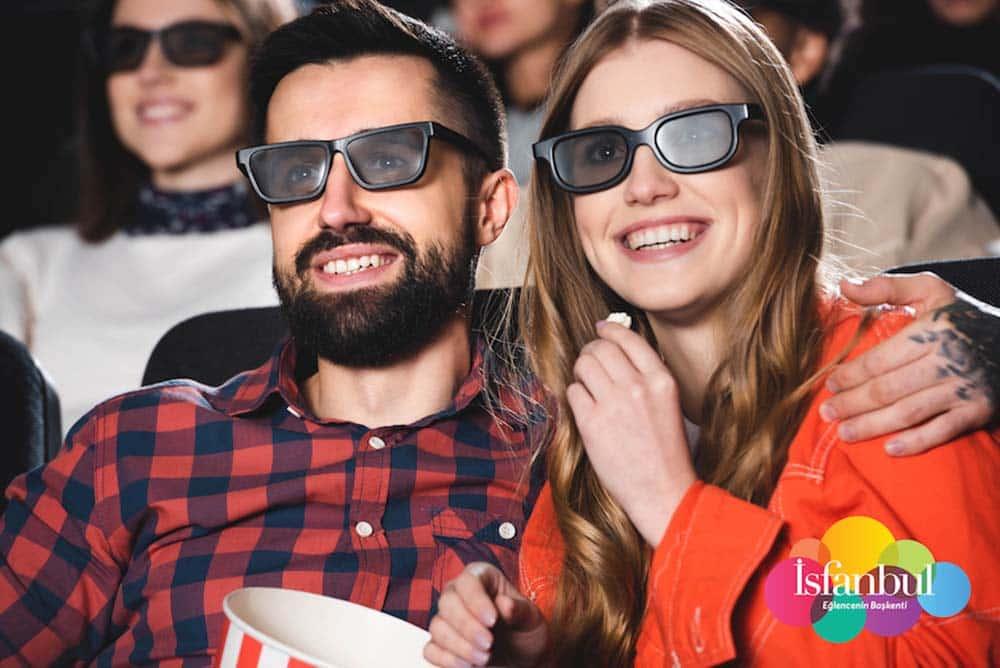 Sinemalar açıldı, İsfanbul Tema Park'ta 5D ve 4D keyfi yeniden başladı!