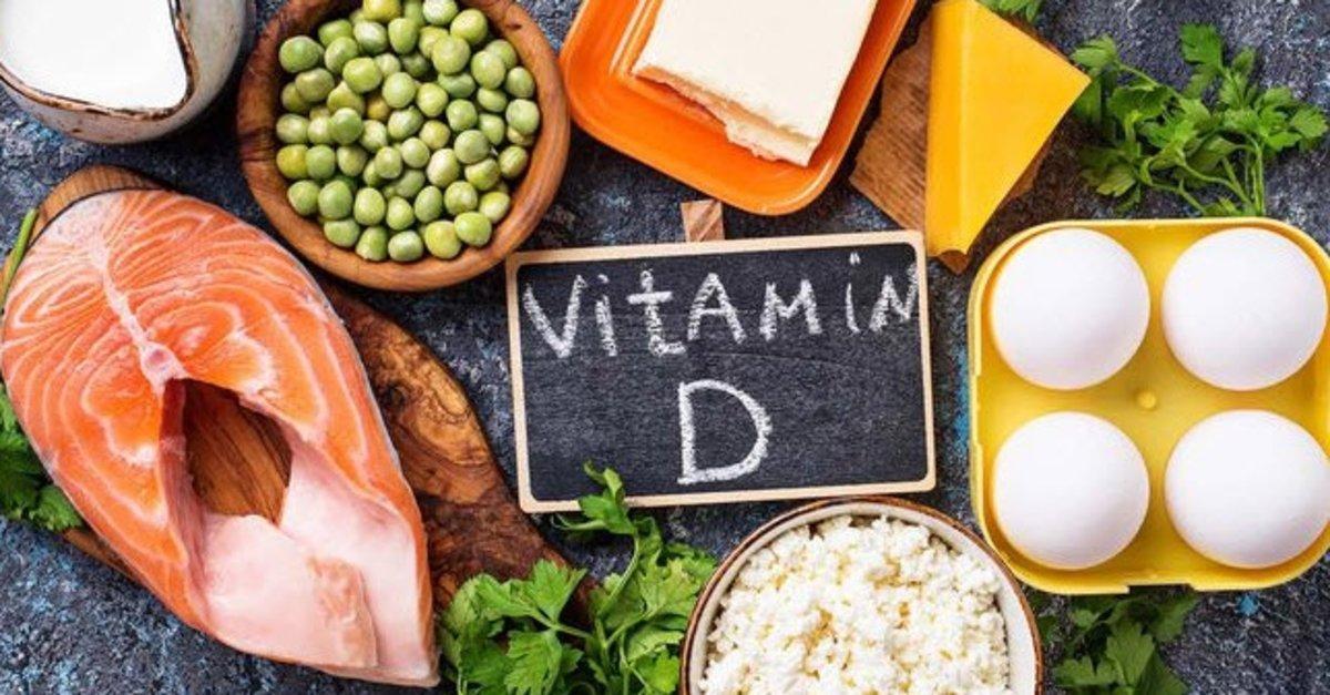 D vitamini eksikliği halsizlik ve yorgunluğa sebep olabiliyor