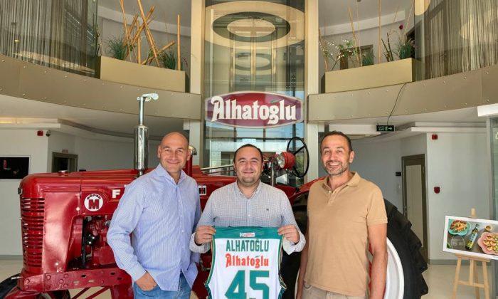 Akhisar Basket'in arkasında yine Alhatoğlu var