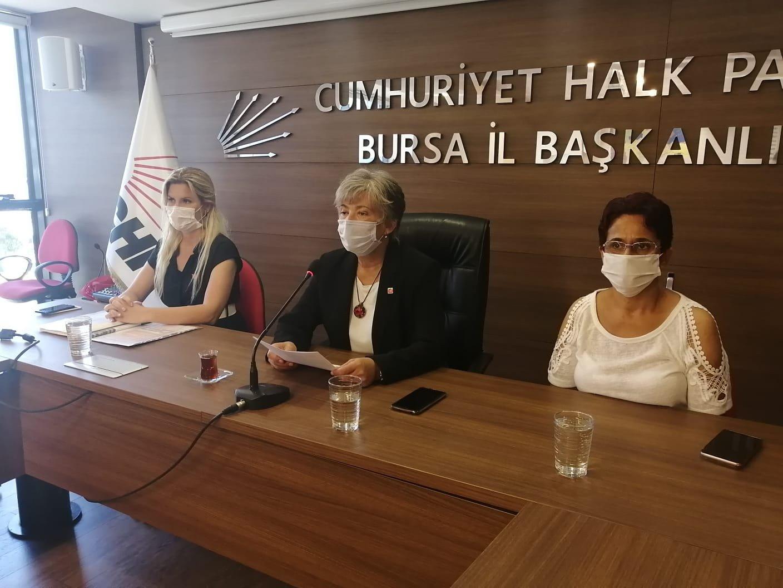 """Okumuş: """"İstanbul Sözleşmesi Kadınlara Güvencedir"""""""