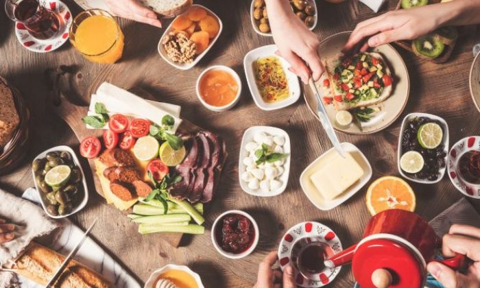 Türk Tipi Kahvaltısı En Sağlıklısı