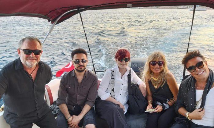 Türkiye'nin ilk Instagram IGTV dizisi 'Altın Kod 5.2.0'nin gala gecesi Bizim Mutfak ve Kemal Kükrer sponsorluğunda gerçekleşti