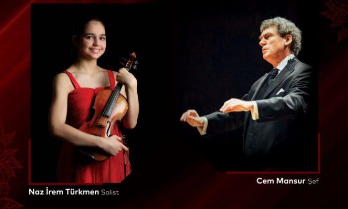"""Harbiye Cemil Topuzlu Açıkhava Tiyatrosu'nda """"İspanyol Akşamı"""""""