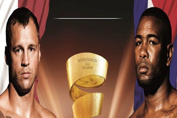 Muhammed Ali Kupası yarı ağır sıklet finali canlı yayında DMAX'te!