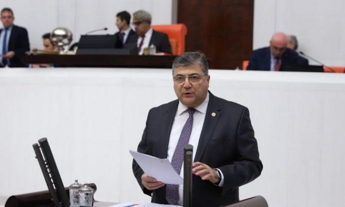 """CHP'li Sındır: """"belediyelerin mali özerkliği tırpanlanıyor"""""""