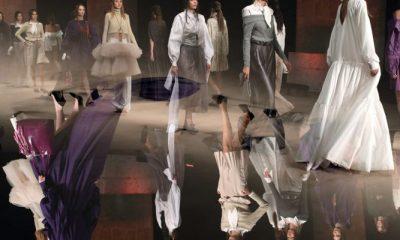 Mert Erkan, 'MutabakatSonbahar' Kış 2021 koleksiyonu Mercedes-Benz Fashion Week İstanbul (MBFWI) kapsamında dijital olarak sunuldu