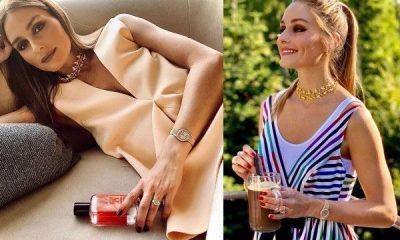 Moda İkonu Olivia Palermo'nun Tercihi Türk Markası!