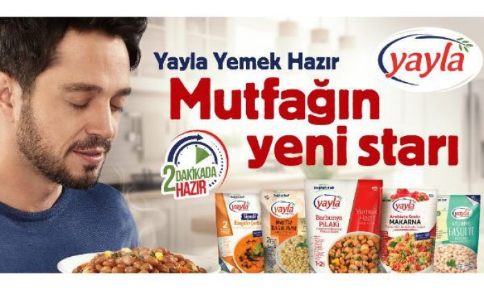 """Murat Boz iki dakikada """"Yemek Hazır"""" dedi"""