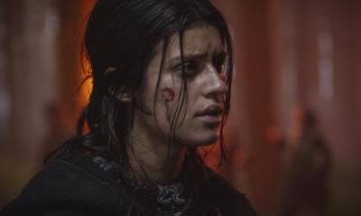 Netflix, The Witcher'in ikinci sezonundan Anya Chalotra'nın ilk görsellerini paylaştı