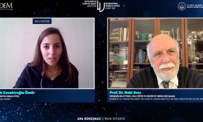 Ak Parti Eskişehir Milletvekili Prof. Dr. Nabi Avcı: Dijital bağımlılıkla mücadele ediyoruz