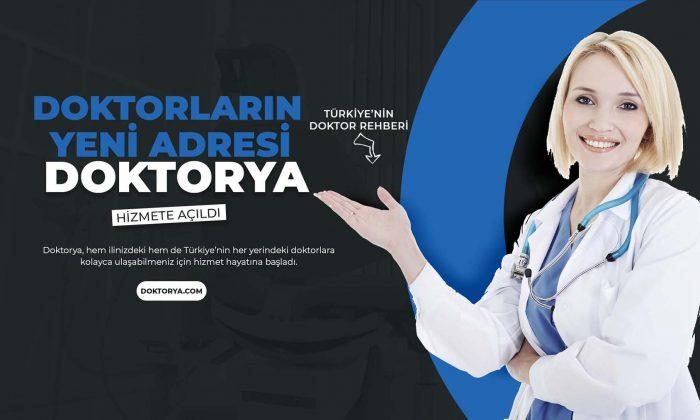 Doktorların Yeni Adresi Doktorya Hizmete Açıldı