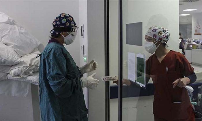 Dün 171 vatandaşımız koronavirüs yüzünden hayatını kaybetti