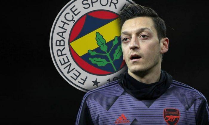 Mesut Özil'den Fenerbahçe taraftarını heyecanladıracak açıklamalar geldi