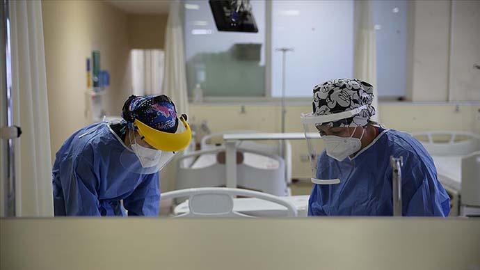 Koronavirüsten son 24 saatte 134 kişi hayatını kaybetti