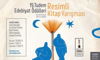 Tudem Edebiyat Ödülleri, 19. yılında çocuk edebiyatı alanındaresimli kitapdalında verilecek.