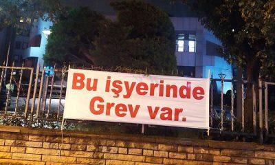 Kadıköy Belediyesi grev hakkında açıklamada bulundu