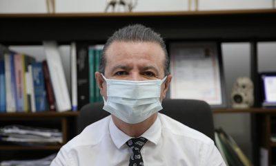 Prof.Dr. Ahmet Akçay, nemli maske kullanımı konusunda uyarılarda bulundu