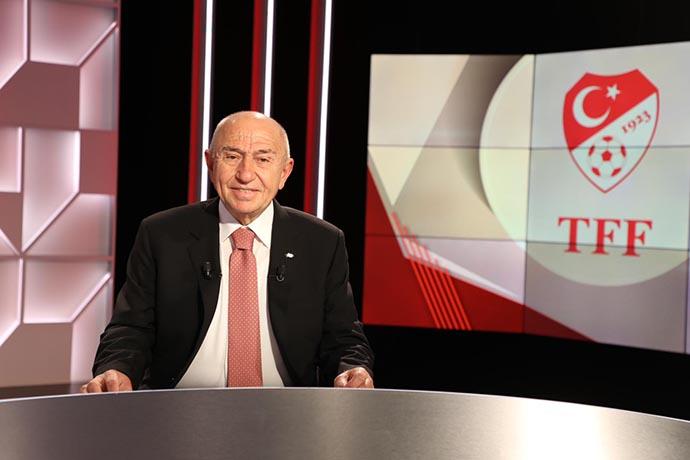 TFF Başkanı Nihat Özdemir'den flaş açıklamalar!