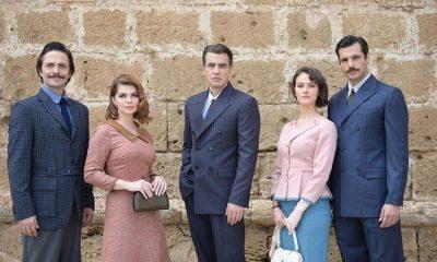 """TRT 1 """"Bir Zamanlar Kıbrıs""""adlı dizisinin tanıtım fragmanını yayınladı"""