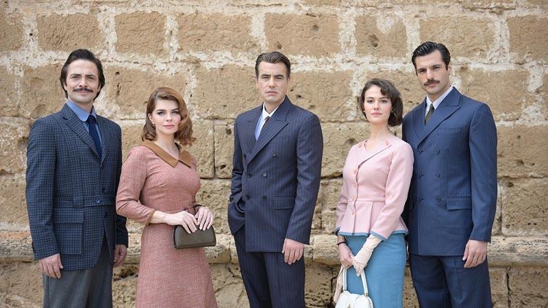 """TRT 1'den bomba gibi bir dizi daha geliyor; Bir Zamanlar Kıbrıs"""""""