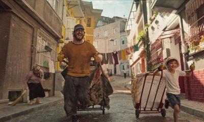 """Çağatay Ulusoy'un """"Kağıttan Hayatlar"""" adlı filminin fragmanı ve afişi yayınlandı"""