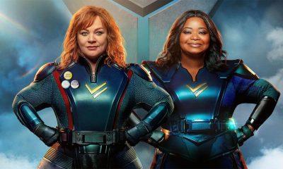 Netflix, Melissa Thunder Force'un resmi fragmanını ve afişini paylaştı