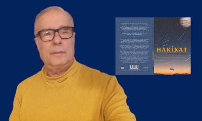 """Mehmet Yusuf Yahyagil'in """"Hakikat"""" adlı kitabı raflardaki yerini aldı"""
